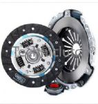 3 PIECE CLUTCH KIT INC BEARING 180MM FIAT UNO SEICENTO PUNTO & CINQUECENTO